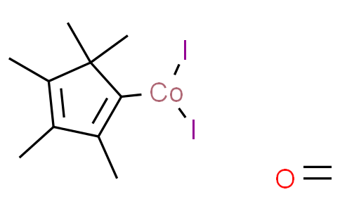 carbonyldiiodo(pentamethylcyclopentadienyl)cabalt