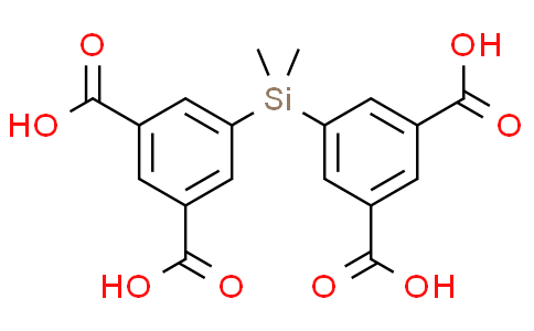 5,5'-(dimethylsilanediyl)diisophthalic acid